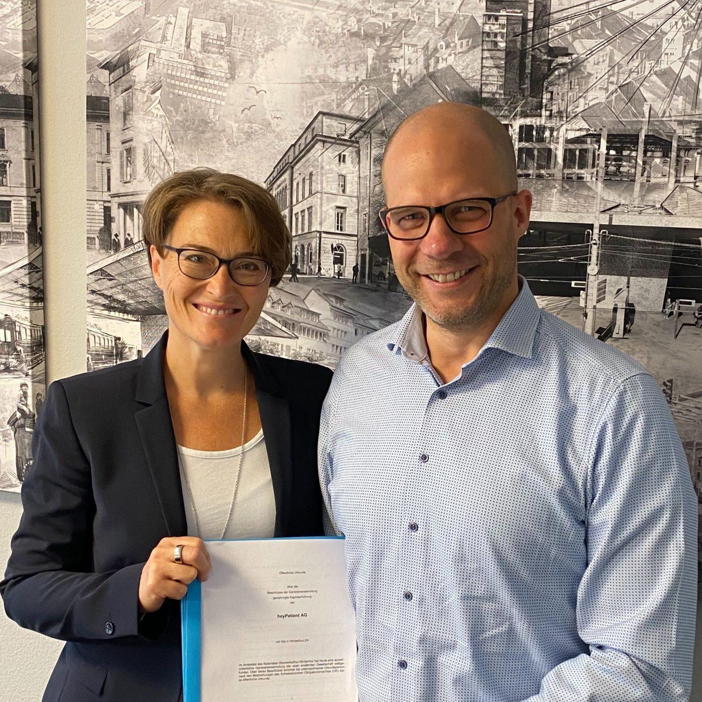 Matthias & Regula Spühler, Gründer